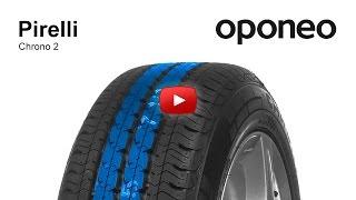 видео Pirelli Chrono 2