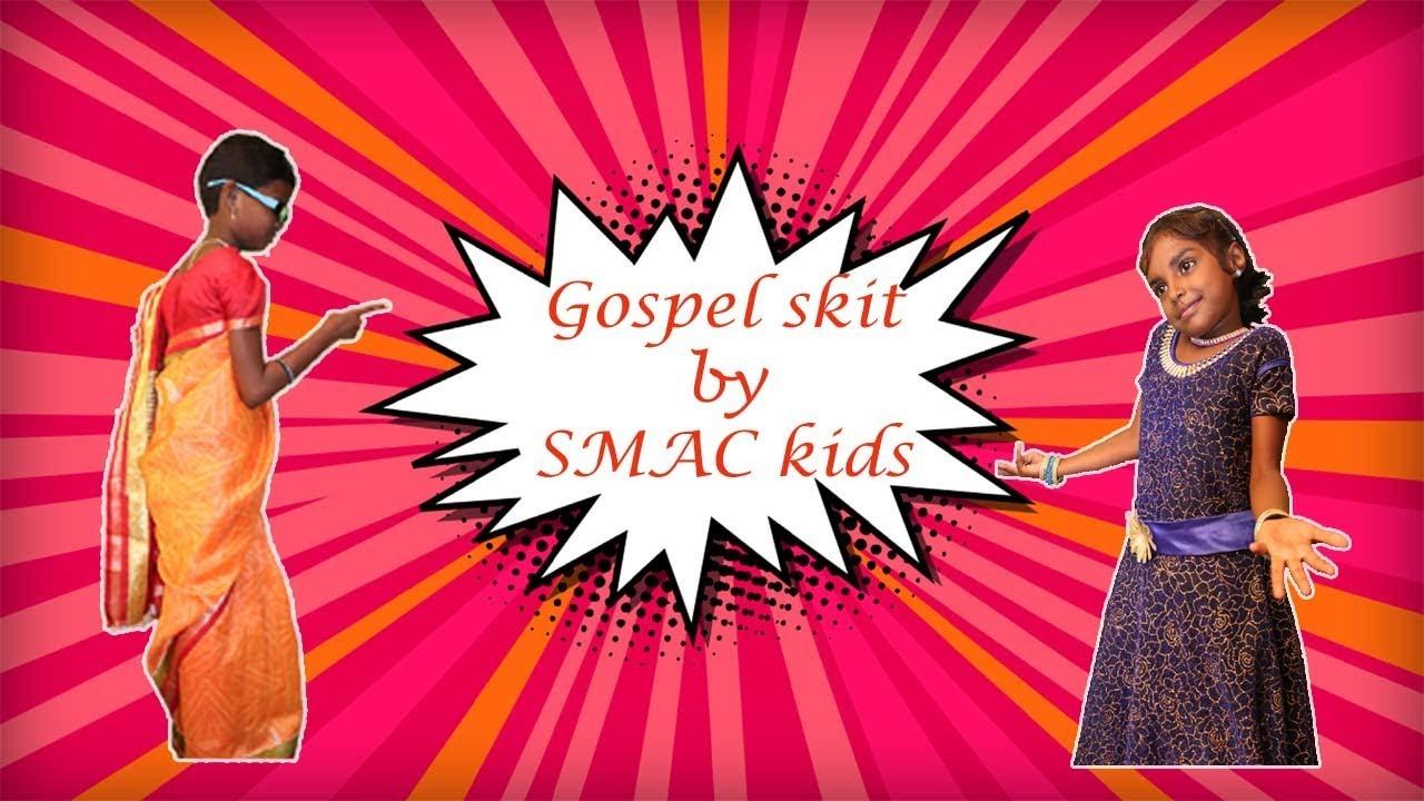 Tamil christian gospel skit | 2019 | SMAC KIDS