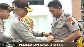 24 Anggota Polda Jateng Dipecat Tak Hormat, 4 Diantaranya Perwira - Police Line 29/12