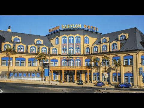 Babylon hotel 4 stars in Liberec, Czech republic
