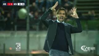 Arezzo-Novara 2-2 | Serie C 2018/2019 2° turno playoff
