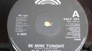 The Jammers -  Be Mine Tonight (1982)