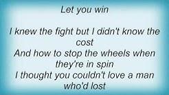 A-ha - To Let You Win Lyrics