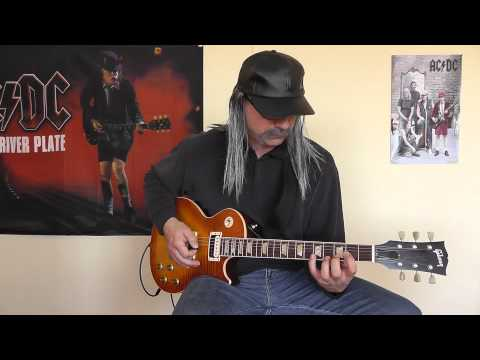 Accept - New World Comin' cover by RhythmGuitarX