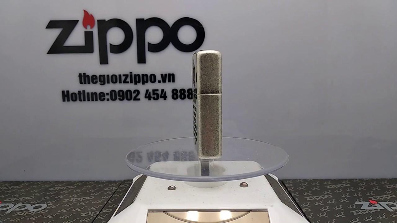 Xem video chi tiết mẫu ZiPPO chủ đề quân đội mỹ ZP248 tại Hải Dương hotline: 0902 454 888