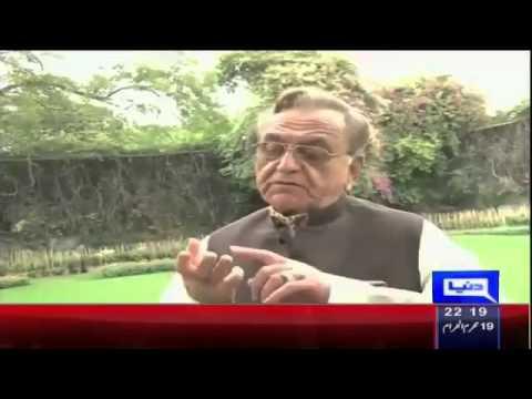 Mahaz - 1 November 2015 | Khurshid Mahmud Kasuri Interview
