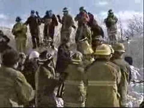 """Rescue 911 - """"Snow Plow Buried Boy"""""""