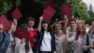Inozemna Mowa - вручення сертифікатів
