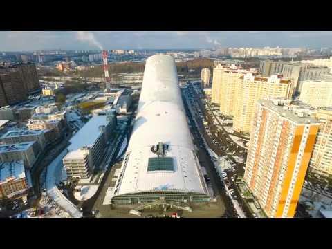 Снежком - первый в России всесезонный горнолыжный комплекс