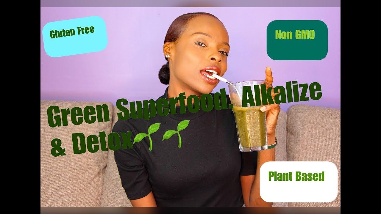 Amazing Grass:Green Superfood| Vegetarian Lifestyle