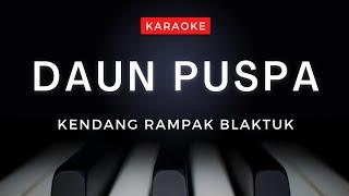 Daun Puspa - Karaoke