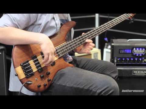 Ibanez SR750 Bass Guitar Demo | Better Music
