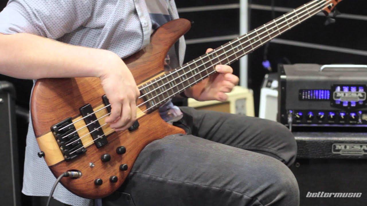 ibanez sr750 bass guitar demo better music youtube