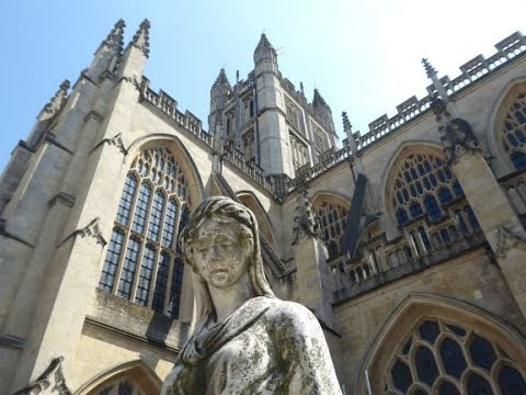 Bath Virtual Tour - Bath Abbey
