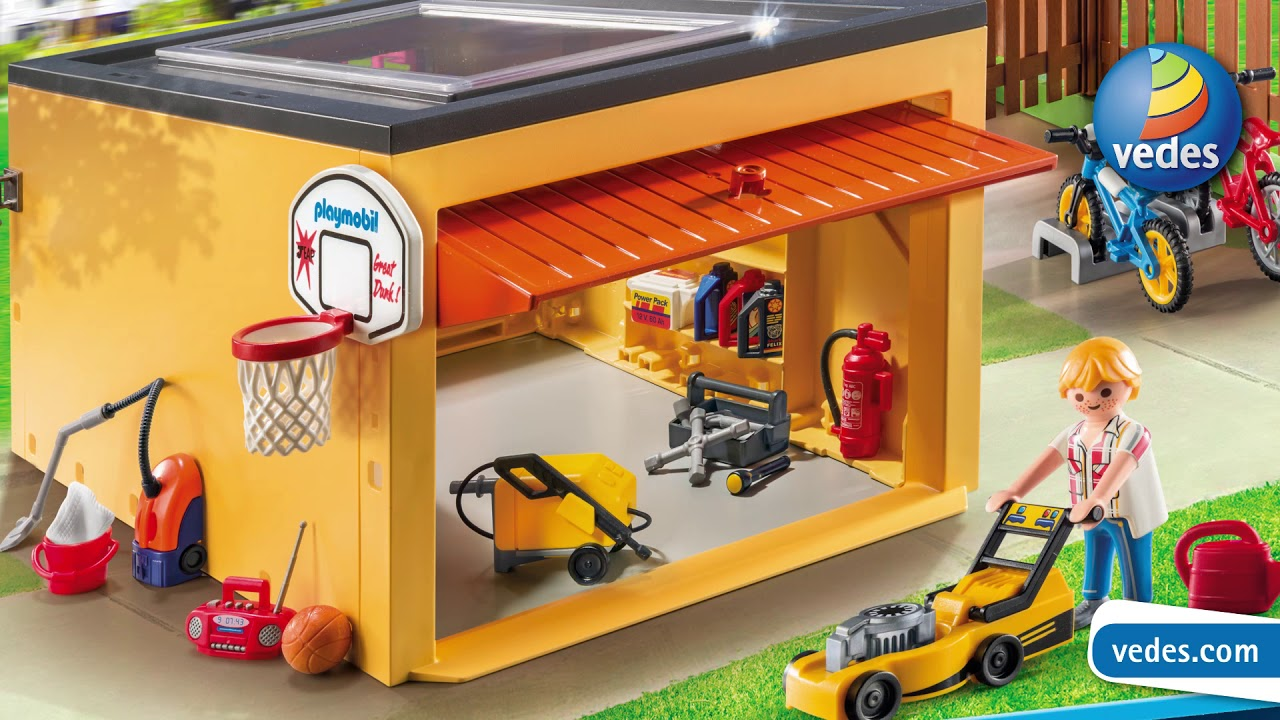 Playmobil porsche city life vedes tv spot 2017 youtube for Playmobil haus schlafzimmer