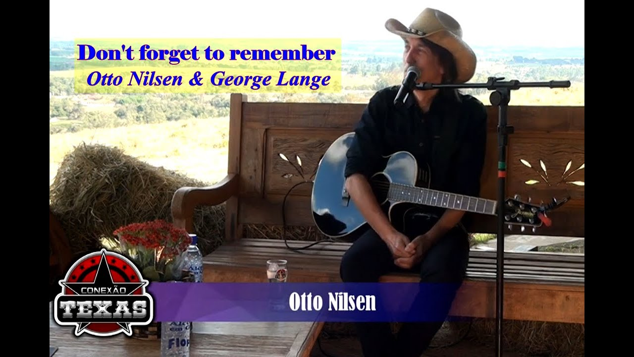 Bee Gees -  Don't forget to remember (Otto Nilsen e George Lange)