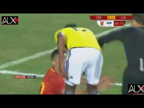 Download China vs Colombia 0 4 Goals & Extended Highlights Friendly Match 14 11 2017