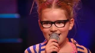 Kinderen voor Kinderen Songfestival 2012 - Boekenwurm door Fabienne en Puck