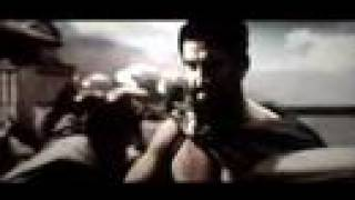 300 Music Video (Breaking Benjamin - Blow Me Away)