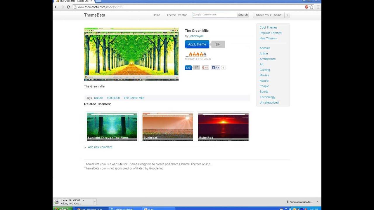 Google themes themebeta - How To Do A Google Themebeta