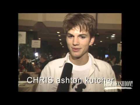 Before They Were Stars: Ashton Kutcher & Josh Duhamel  Videofashion Vault 2004