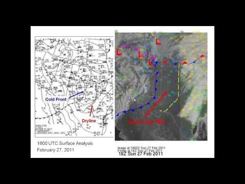 Critical Fire Weather Patterns - Western United States