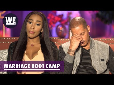 'Another Walkout?!' Sneak Peek | Marriage Boot Camp: Reality Stars | WE tv