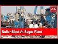 6 People Killed In Boiler Blast At BJP Leader's Sugar Plant In Karnataka