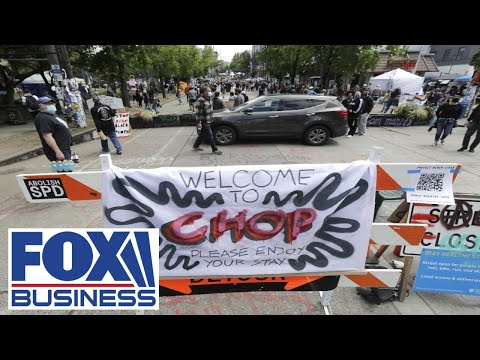 Seattle's autonomous zone renamed 'CHOP'