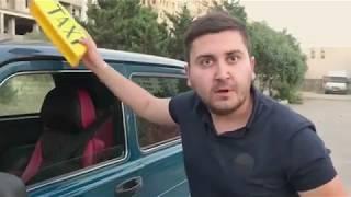 Resul Abbasov öz hirsini müşteriden çıxan taksi yene iş başında #resultaxi