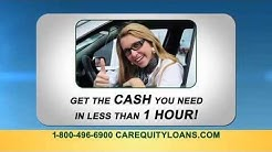 Car Equity Loans Commercial