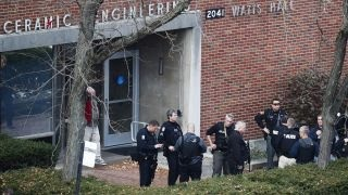 Ohio State officials hold news conference on campus attack