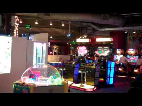 GameTime Miami Sunset Place  Flatscreen TVs  interactive games for the entire family!