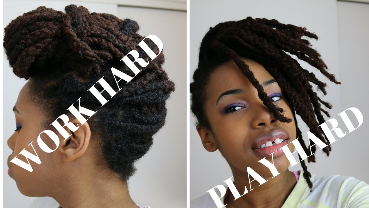 Quick loc styles for work and play no retwist youtube solutioingenieria Image collections