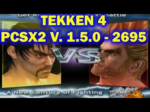 tekken 4 pcsx2 download