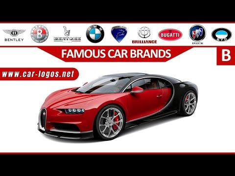 Learn Car Brands From A To Z - Full Alphabet | Car Brands | Car Logos | Car Symbols | Car Logo
