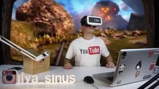 очки виртуальной реальности Hiper VRR обзор