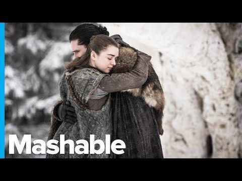 Aimee - Game of Thrones Season 8 Premier Breakdown Possible spoilers