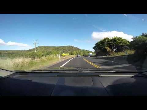 Tauranga to Auckland in 9 Minutes