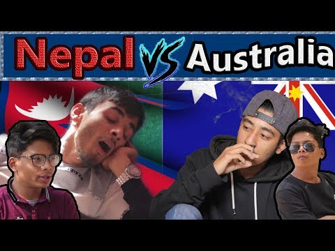 Nepal Vs Australia :Nepalese People Be Like|Rohit,Sadan, Prasant & Anzali|Risingstar Nepal