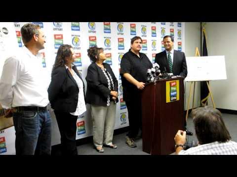 $337 Million Powerball Winner!