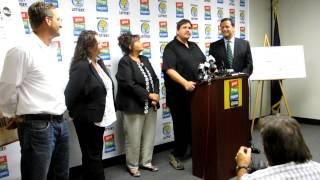 $337 Million Powerball Jackpot Winner Donald Lawson