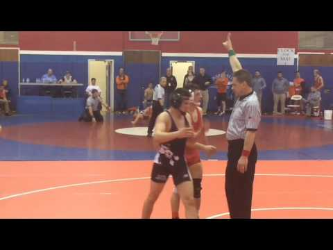 Clifton's James Murdoch beats Bergen Catholic's Wade Unger in sudden victory