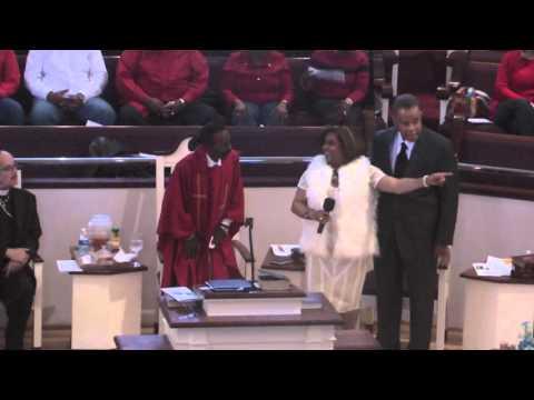 Rev. Dr. Ralph Abernathy III Black History Month 2-14-2016