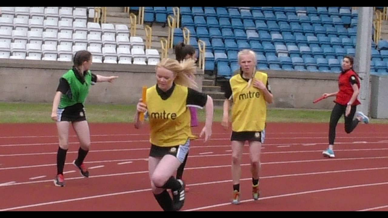 Sports Day 2016 Relay Races Youtube