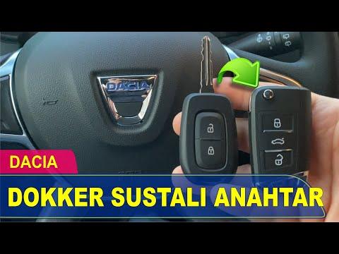 Dacia Dokker Anahtar Yapımı   Yedek Kopyalama - Oto Anahtarcı İstanbul