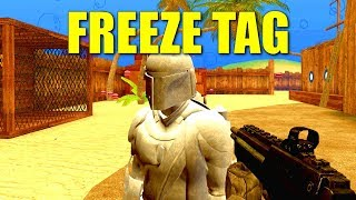 EISIGES HIDE AND SEEK - Gmod Freeze Tag Funny Moments (Garry's Mod Gameplay German/Deutsch)
