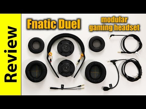 Fnatic Duel Review | modularity FTW?