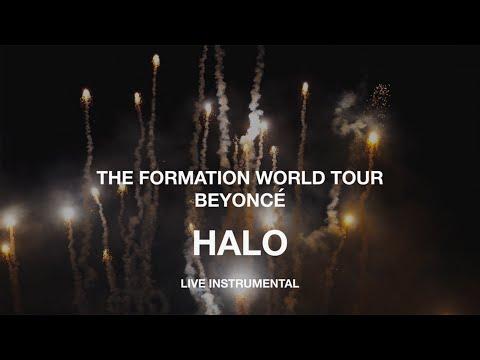 Beyoncé — Halo (The Formation World Tour Instrumental)
