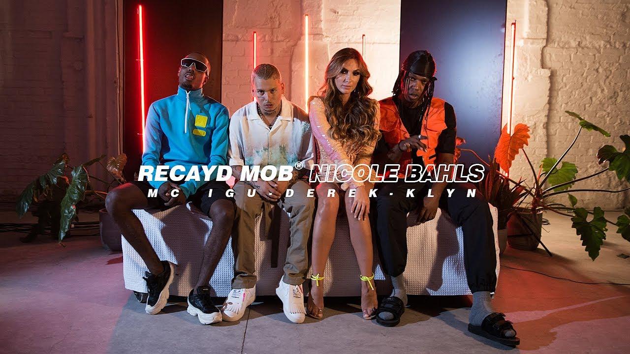 Recayd Mob - Nicole Bahls (feat. Mc Igu, Derek & Klyn) (prod. Celo) (Official Video)